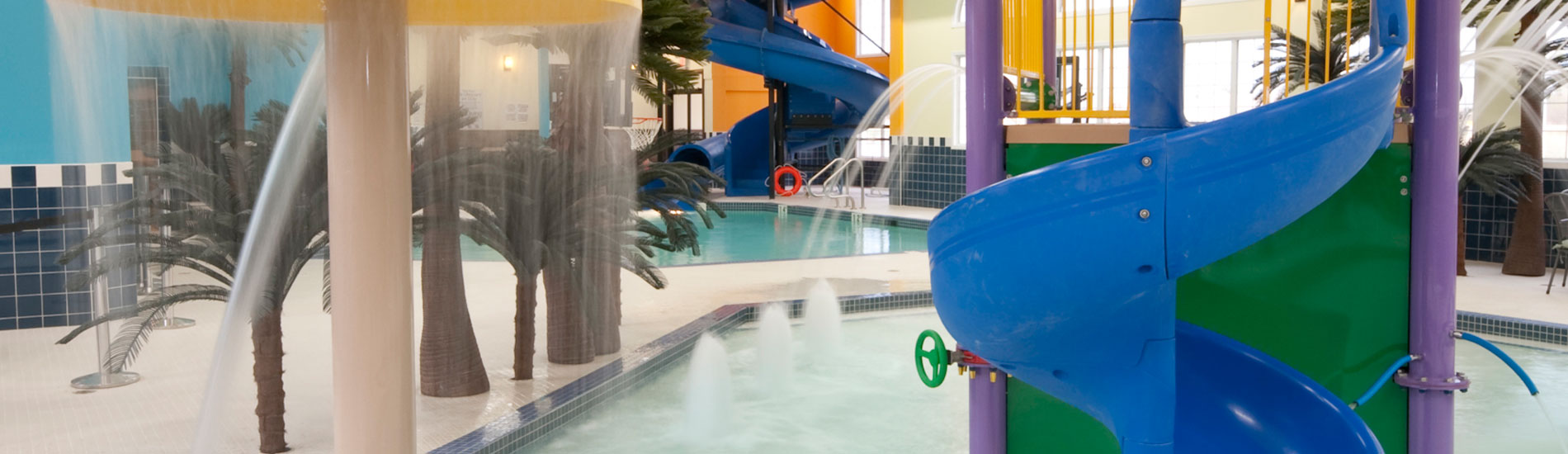 High Level S Gest Indoor Water Park And Pool The Best Western